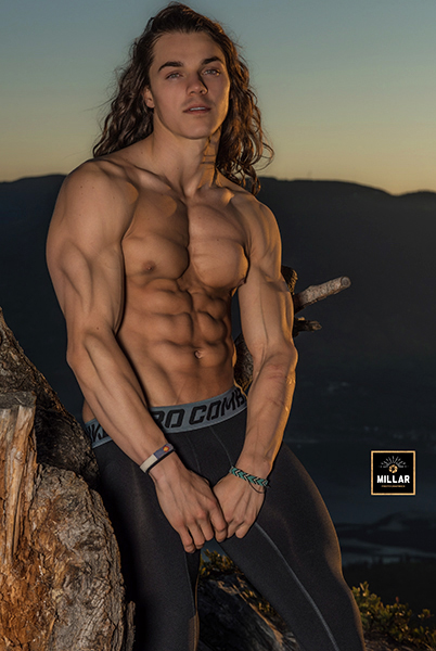 Kyle David Gorsuch 171 Male Muscleboykanan